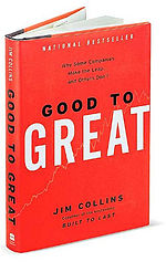 Good to Great - Wikipedia, the free encyclopedia