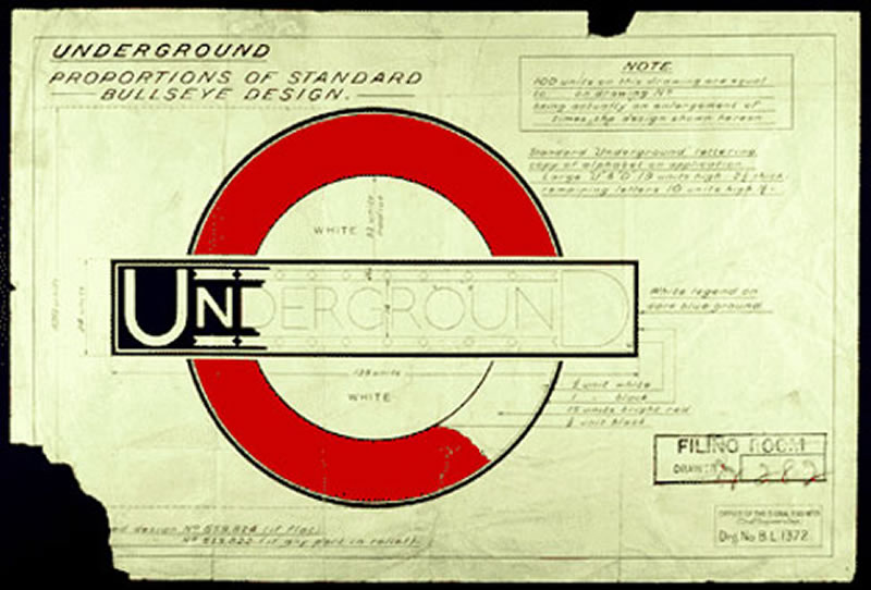 A Typeface for the Underground - London Reconnections
