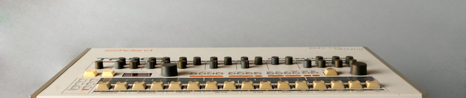Roland TR-909 – A personal introduction